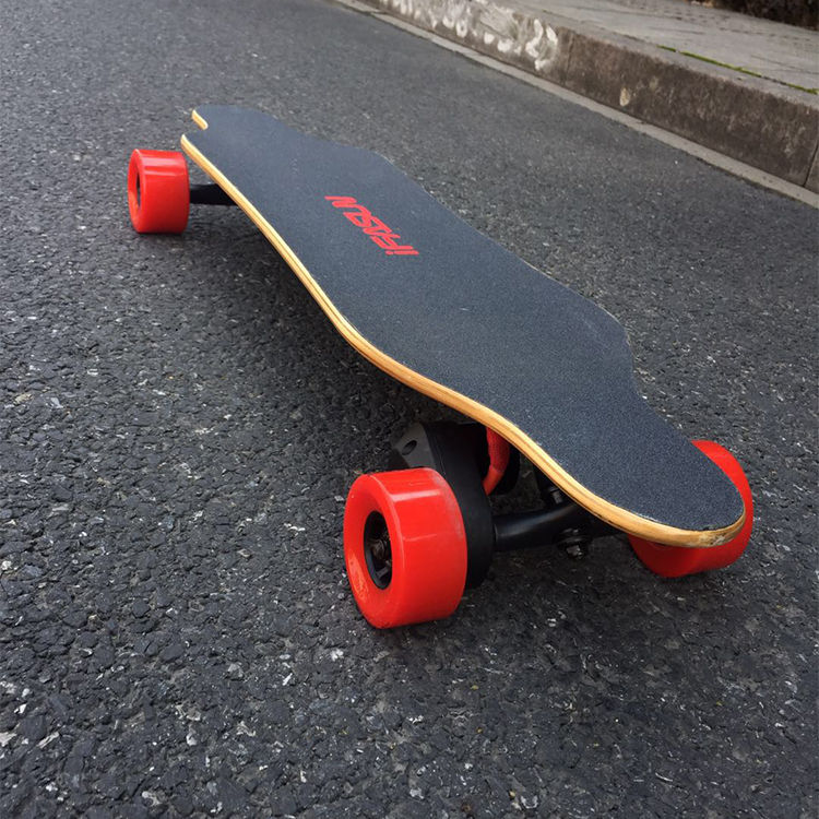 2000W Dual Motor 45KM/H  DIY Kit Boosted  Electric Skates Remote Sport Electric Longboard Skateboard