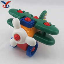 2017 HOT children plastic diy toy for sale