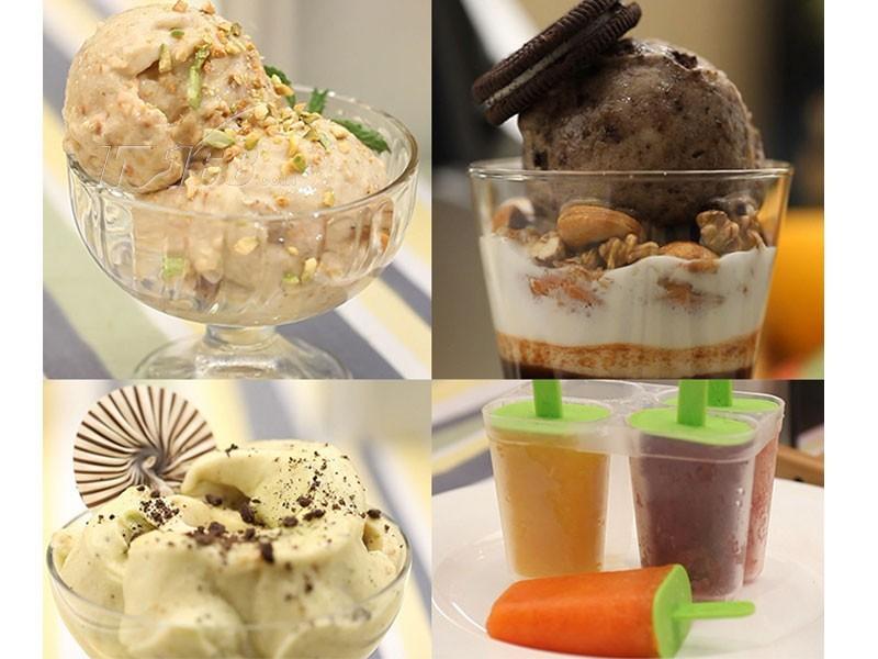 Frozen Fruit Ice Cream Maker View Frozen Fruit Ice Cream Maker Product Details From Zhongshan