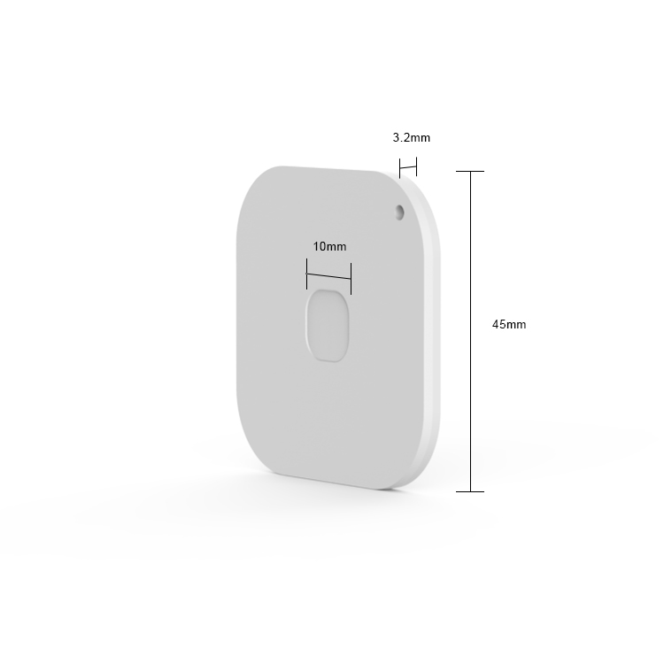 Minew Etiketi Bluetooth Tracker Key Finder Beacon Sensörü Anti Kayıp Alarm Bulucu