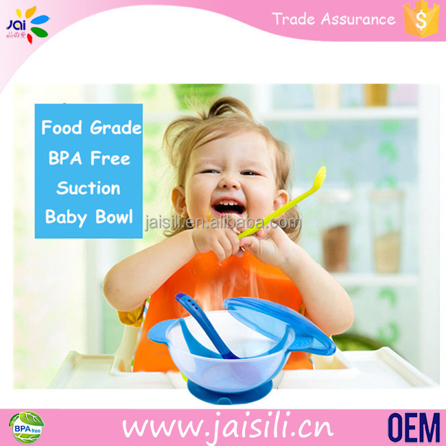 Kids Soup Bowl Heat Resistant Spill Proof Baby Feeding Suction Bowl