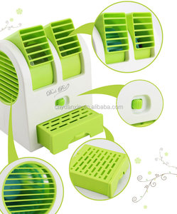 Mini Fans AC Fan Portable USB Desktop Student Fans