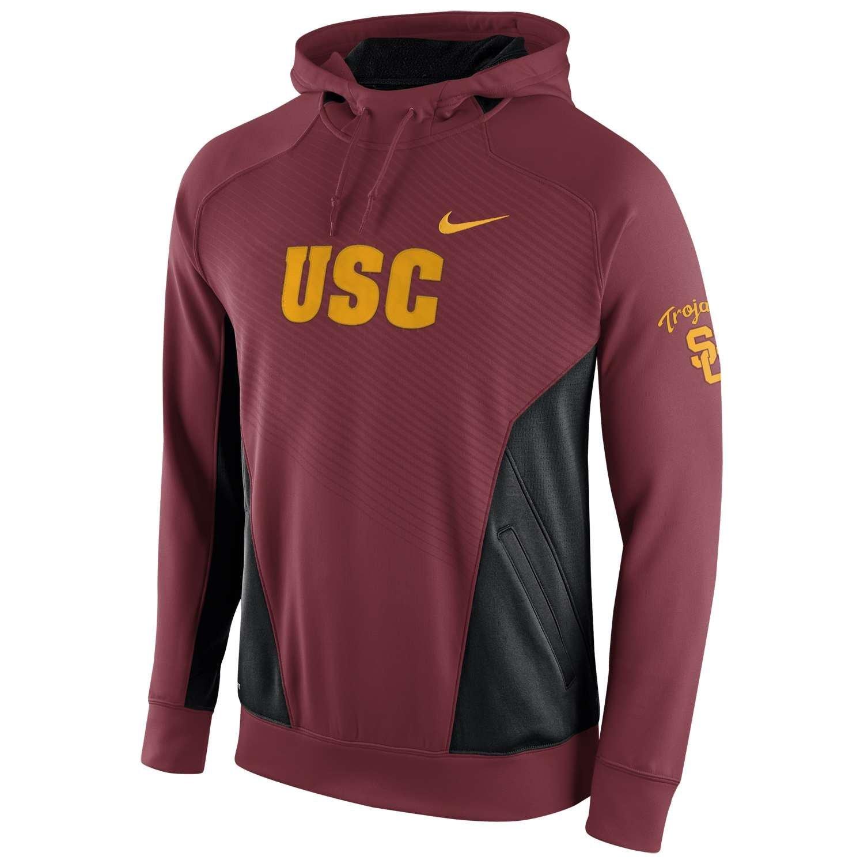 USC Trojans Graphic Hero Hooded Sweatshirt