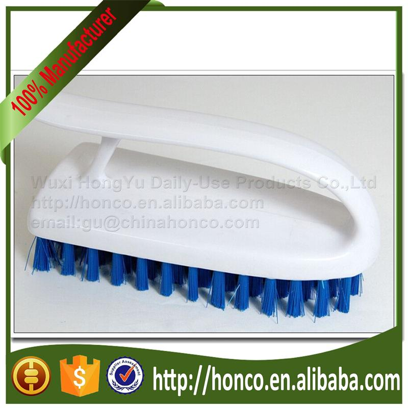 Abbey Hygiene Hand Scrub Brush - Blue