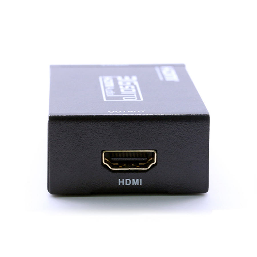 2019 Uper Mini SDI to High Definition Multimedia Interface Box Hub 1080P Media Adapter Converter for Home Theater Cinema фото