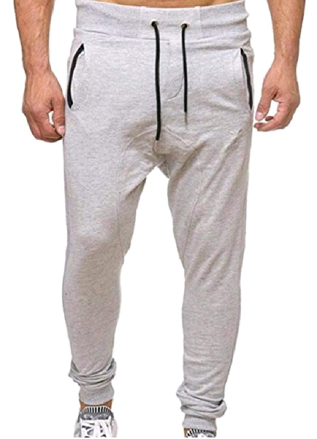 FreelyMen with Side Pockets Stylish Combat Karate Pants