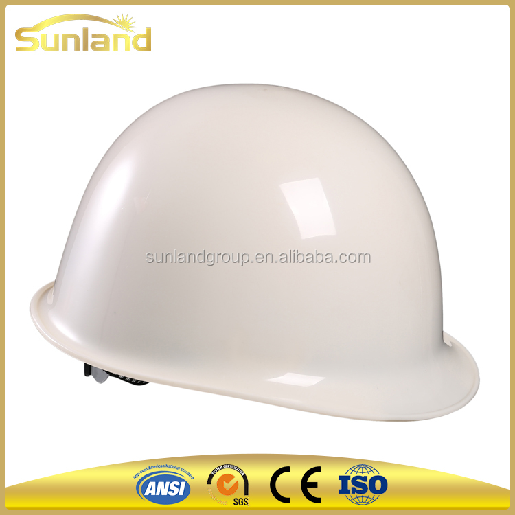 ABS white construction safety helmet CE EN397,special safety helmet