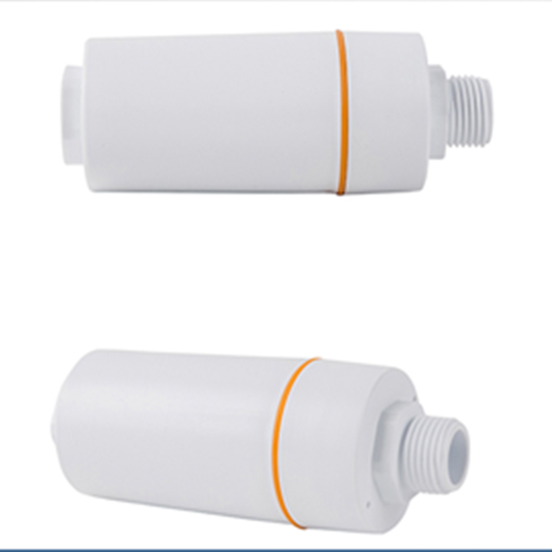 Plastic Dechlorination Shower Filter For Removing Chlorine and Impurities