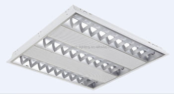 2016 New Louver Lighting Led Grille Light 8w 24w 64w Office ...