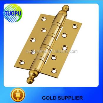 China Bronze Flat Adjustable Butt Hinge Wooden Door Hinge Ball ...