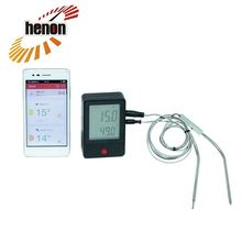 High Speed Safety bbq thermometer wifi