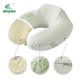 wholesale Neck pillow bamboo memory foam travel neck pillow