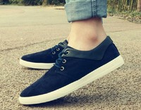 Hottest plain black canvas shoes and cheap canvas shoes men 2014 men dress casual shoes