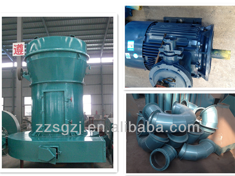 Widely Used Cheap Price 3R Raymond Mill
