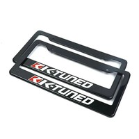 31X16 cm Custom Design Plate Frame for Car Plastic License Plate Frame Car Number Plate Frame Wholesale