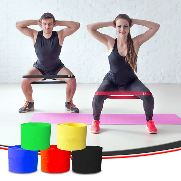 2017 Best selling 4 level Gym exercise stretch latex band, pull up bands, resistance bands
