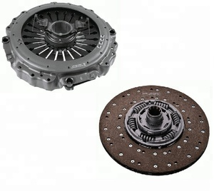clutch cover clutch disc sachs for VOLVO car truck clutch kit 3400043032