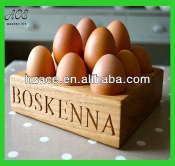 Wooden Egg Tray Buy Wooden Egg Traywooden Egg Holderwooden Egg Box Product On Alibabacom