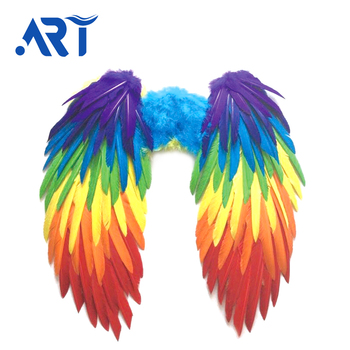 668e96e85 A wide variety quality assured useful and satisfactory angel natural feather  wings