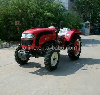 Factory price 25hp-40hp 4 wheel drive tractor agricultural