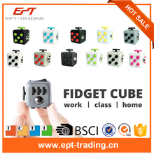 New arrival desk toy fidget cube for sale