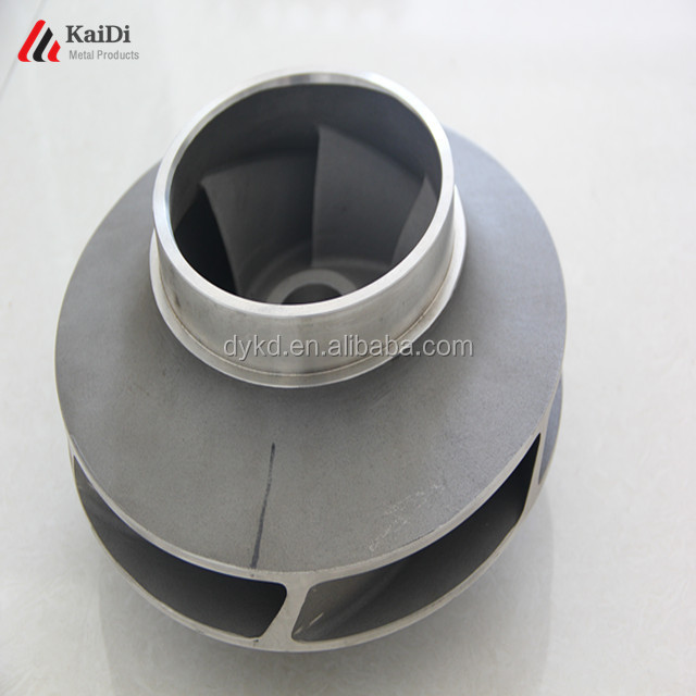 OEM stainless steel brass & brass impeller
