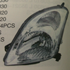 Headlight For SWIFT '06 Spare Parts