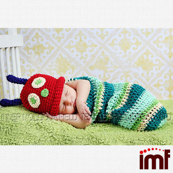 Carpenterworm Baby Cocoon And Hat Knitting Pattern In Plain Buy