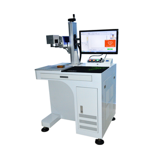 hot sale 10W 20W 30W 50W smart laser marking machine for metal engraving and non-metallic engraving