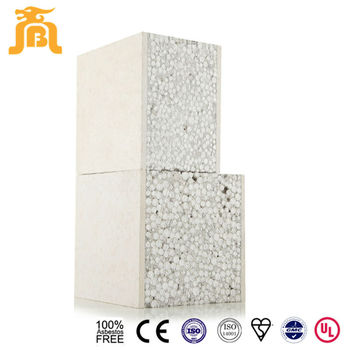 Australia Standard Quick Installation High Quality Fire Rated EPS Concrete Wall Panels