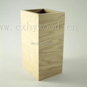 деревенский дерево кашпо для суккулентов коробка деревянный цветочный горшок высокие вазы Buy дешевые цветочные вазыящик для доскидеревянная ваза