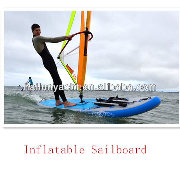 Wholesale inflatable sail board
