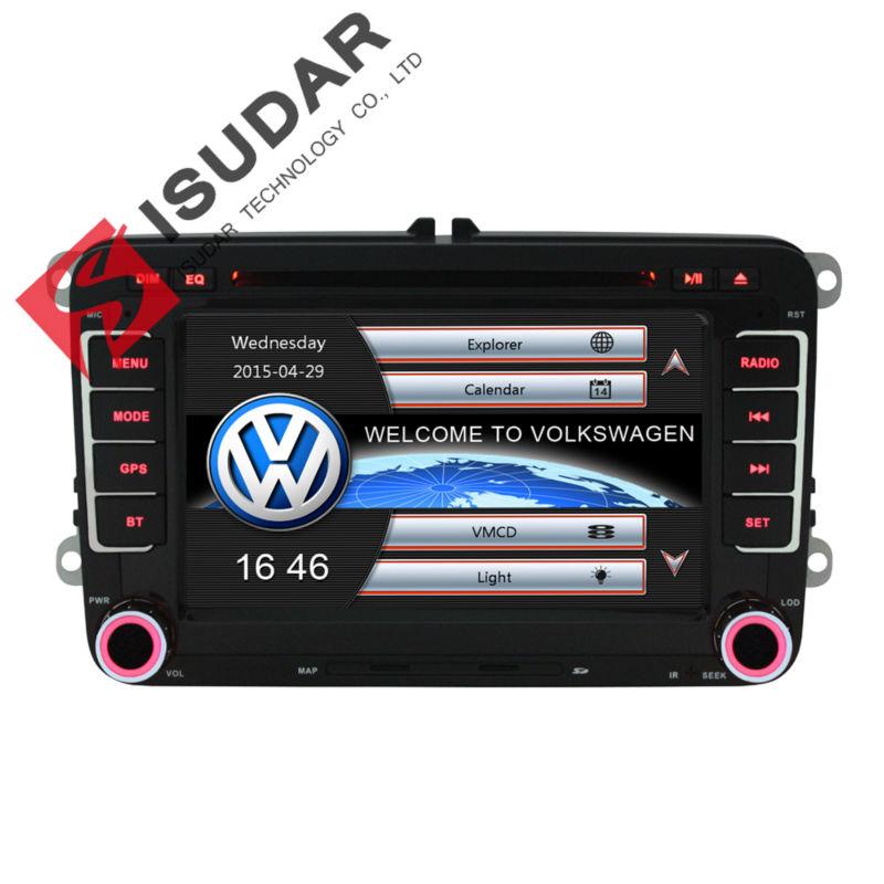 HD 7 Inch Car DVD For VW SAGITAR+JATTA+JETTA+GOLF V+POLO+BORA With 3G