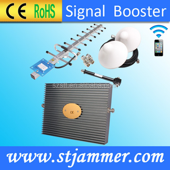 Call block on cell phone - 2100MHz Full Band Mobile Signal Booster 23dBm