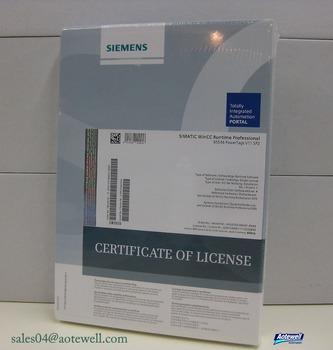 6av2105-0ha12-0aa0 Siemens Wincc Runtime Professional V12 Sp1 32/64 Bit  Software 6av2105-0ha12-0aa0 - Buy 6av2105-0ha12-0aa0,Siemens Wincc,Siemens