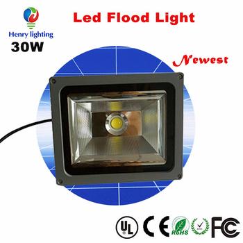 Driver Constant 30W Led Flood Light Outdoor Led Flood Light Bulbs IP65 Led  Flashlight Reflector