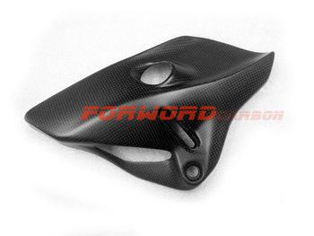 Quality Carbon Fiber Motorcycle Parts Engine Cover Right For Ducati