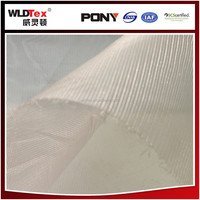 Wholesale 100% Polyester warp Yarn Dyed Mesh Fabric