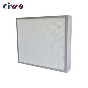 Ciwo Clean Room High efficient Active Carbon Industrial Hepa Air Filter