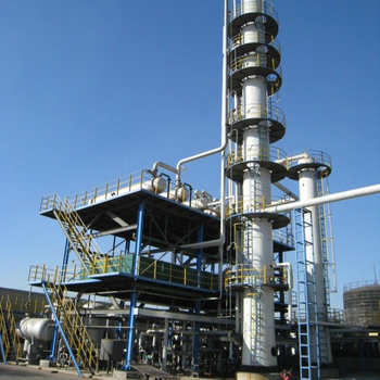 China Made Mini Residual Lubricating Oil Refinery Machine To Diesel