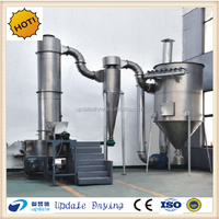 industrial dehydrator for wheat starch