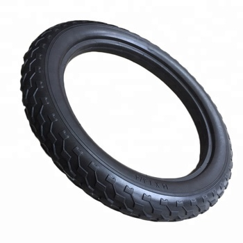 14 Inch Polyurethane Foam Bicycle Tires For Bike Trailer