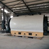 Latest environmental protection tire recycling pyrolysis to crude oil equipment tyre oil pyrolysis machine tyer recycle