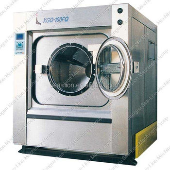 Full Suspension Auto Washer Extractor ( XGQ-80F ) from Sealion