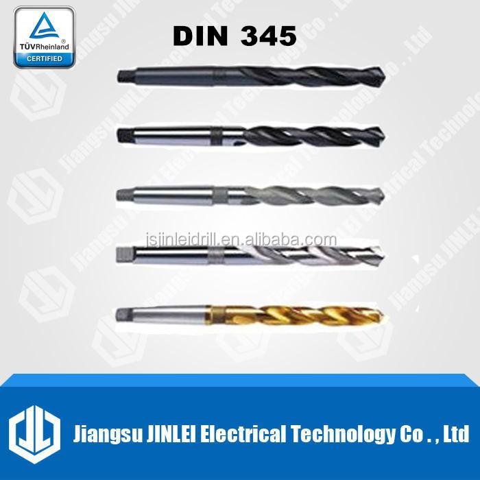 Alpen 20202575100 HSS DIN 345 RN 25,75mm Morse Taper Shank Drills