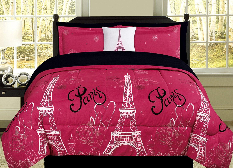 Cheap Eiffel Tower Bedding And Comforter Set Find Eiffel