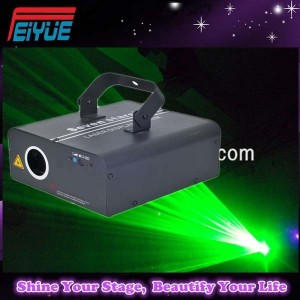 Strobe light single green lazer DJ Stage lighting lights