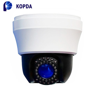Ceiling mini IR high speed pan tilt zoom 10X PTZ dome IP network camera 1080P 2.0mp/960P 1.3mp/720p 1.0mp