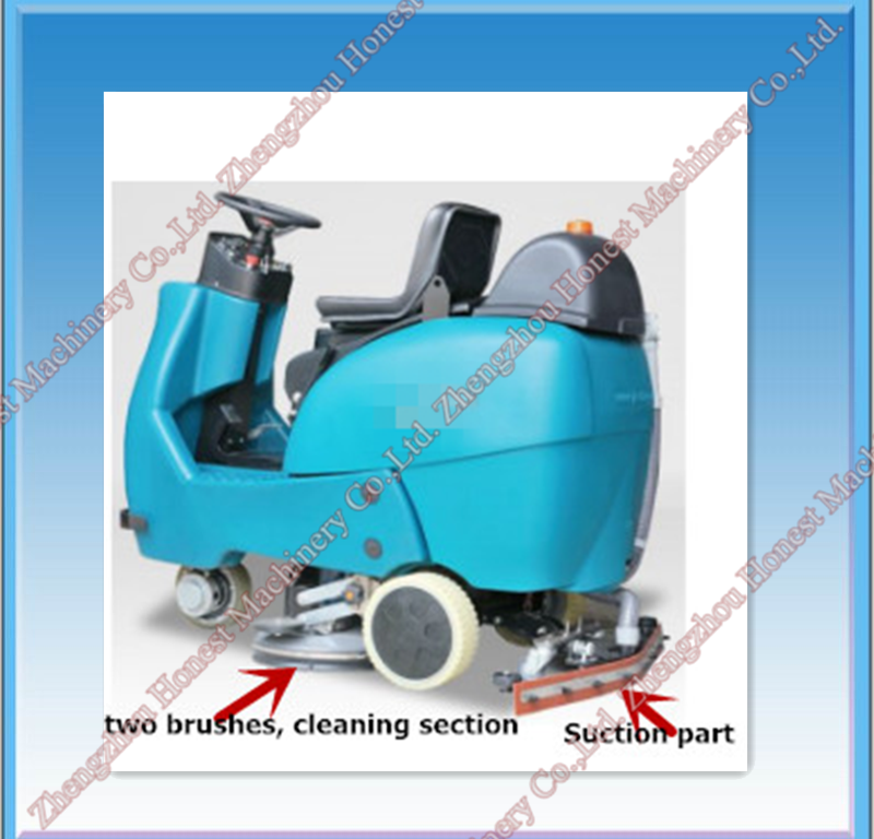 High speed Road Cleaning Machine made in China