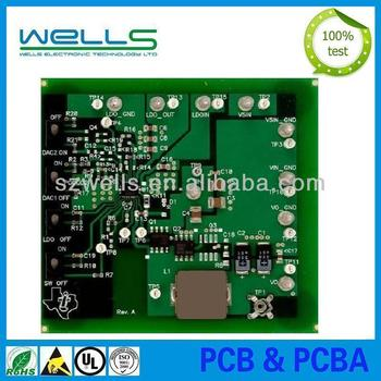 Circuit Electronic Project With Pcb Normal Standard Ipc Class 2 ...